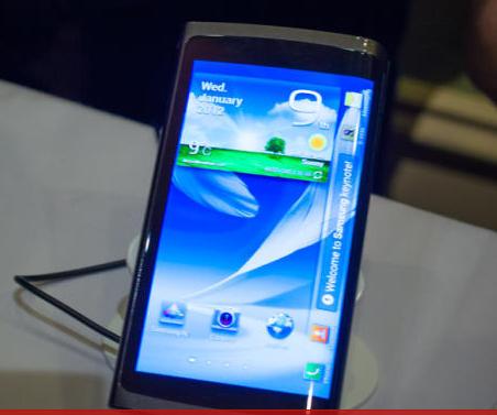 柔性手机量化生产需要什么?