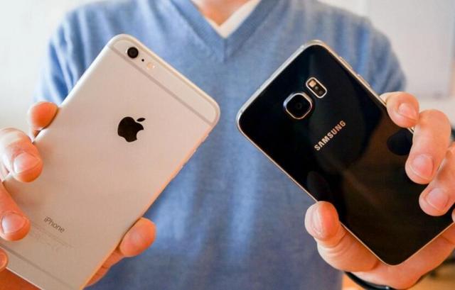 2016年三星电子手机业务营收仅为苹果一半左右