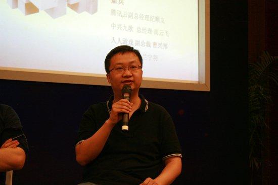 人人游戏曹兴邦:用户和数据分析是创业者核心