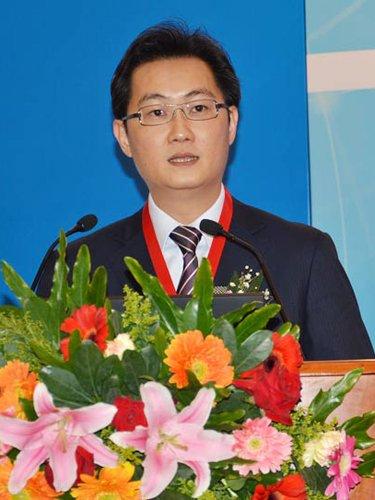 腾讯CEO马化腾:电子商务将成最大互联网收入