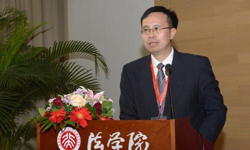 北京知识产权副院长陈锦川:知识产权确权等属管辖范围