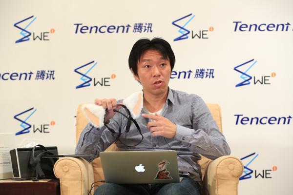 专访生物感知专家Tomonori:未来是物感知人