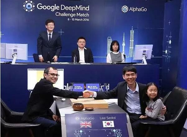 其实除了Google,这些公司也能做出AlphaGo