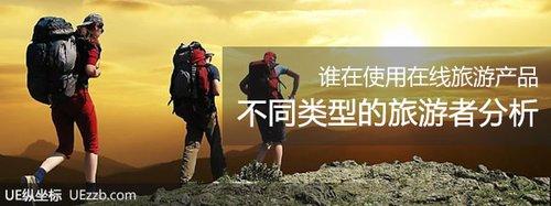 谁在使用在线旅游产品?不同类型旅游者分析
