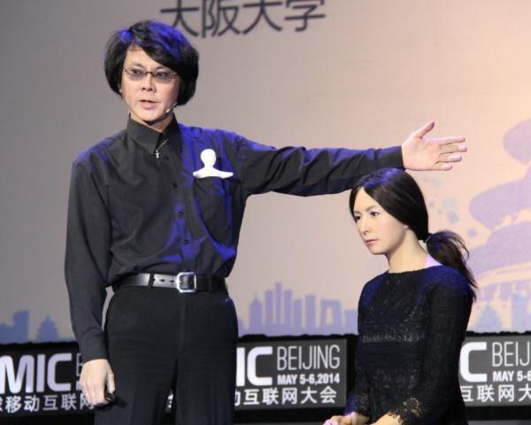 大阪大学石黑浩:智能机器人如何改变生活?