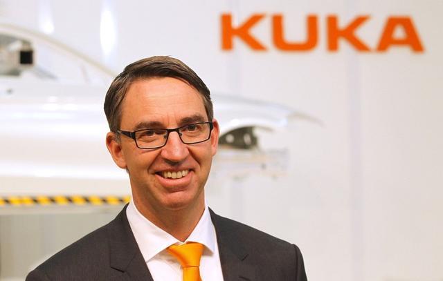 美的去年收购的德国机器人巨头Kuka,要做个人机器人了