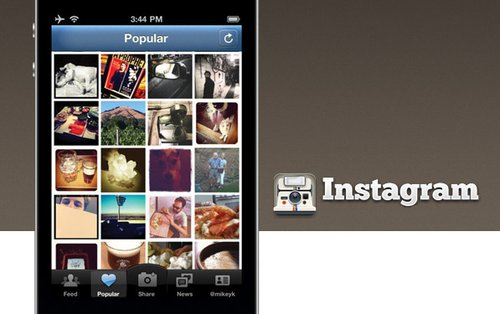 Instagram专注与野心:成为可视化交流工具