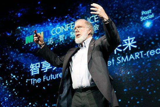 凯文·凯利:移动化屏幕生态系统是未来十年趋势