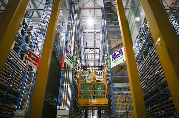 被大数据改变的亚马逊货仓:确保捡货员永远不走回头路