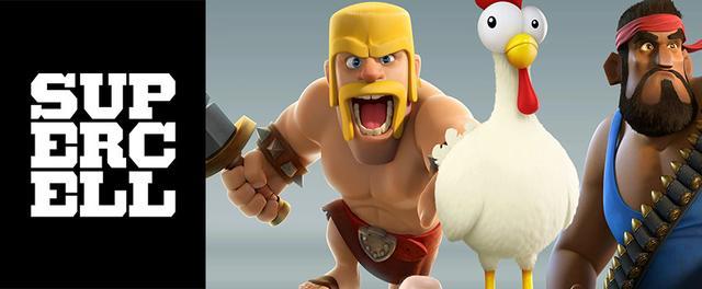 腾讯即将完成对《部落冲突》开发商Supercell的收购