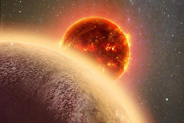 39光年外发现超级金星:表面温度可把水烧开