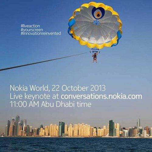 诺基亚22日发布会:6英寸手机/平板将登场