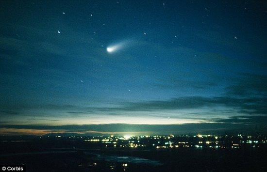 月球亮度15倍的最明亮彗星将2013年掠过地球