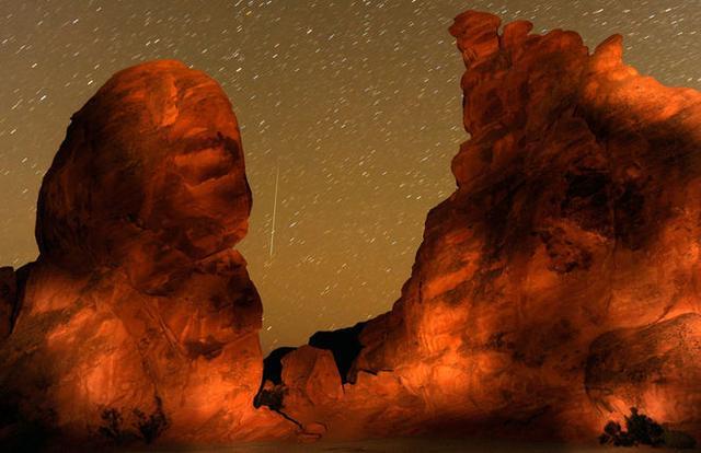 本周双子座流星雨或受到超级满月影响