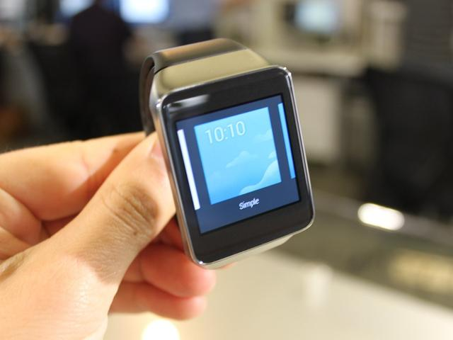 智能手表平台Android Wear优缺点