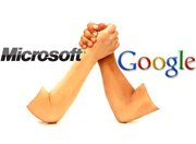 渐老的大象VS年轻的雄狮:微软和谷歌全方位对决