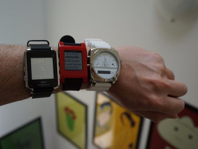 智能手表为啥流行不起来?时尚圈的人是这么回答的
