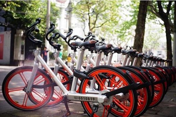 摩拜单车二维码遭喷涂疑为恶意竞争 深圳警方已接受报案