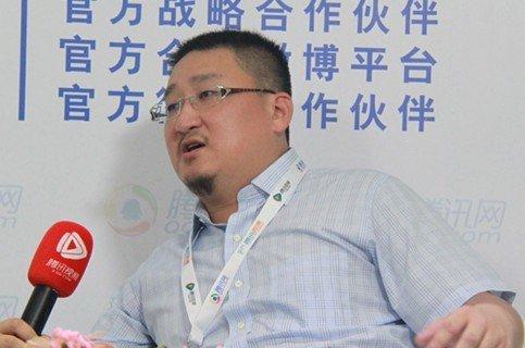 专访腾讯开放平台副总经理侯晓楠截图