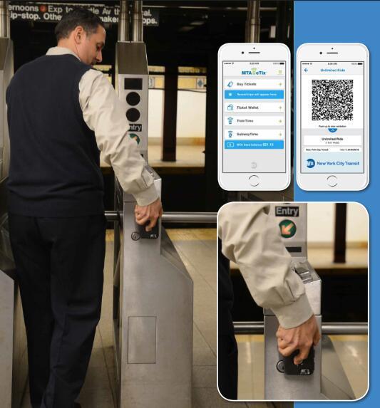 纽约地铁准备年底全面开通免费WiFi和移动支付