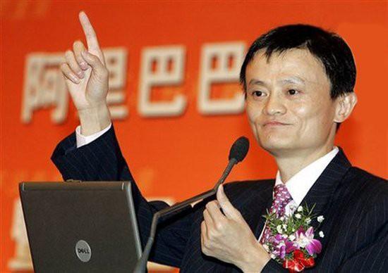 马云将借阿里巴巴上市套现8.7亿美元