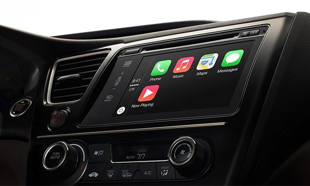 苹果或与第三方厂商合作开发Carplay设备