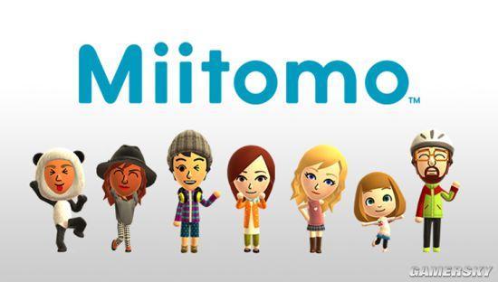 任天堂首款手游Miitomo玩家达400万 周入28万美元