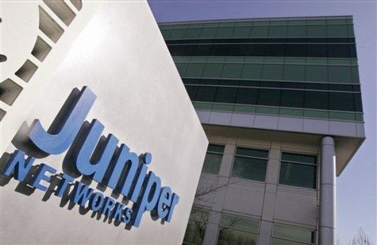Juniper网络第二季净利9800万美元 CEO辞职
