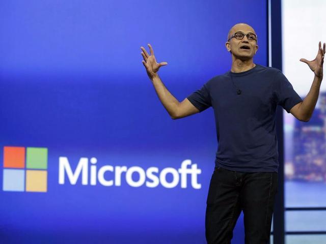 微软复苏之路 市值再度超5000亿美元