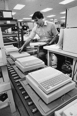 苹果和联想双双计划在美国生产PC