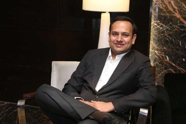一加手机印度区总经理Vikas Agarwal
