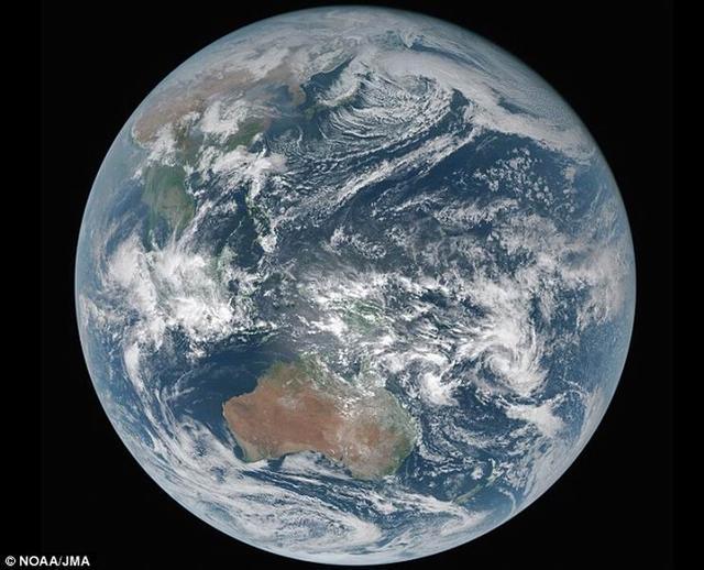 研究证实:地球在宇宙七万亿亿行星中独一无二