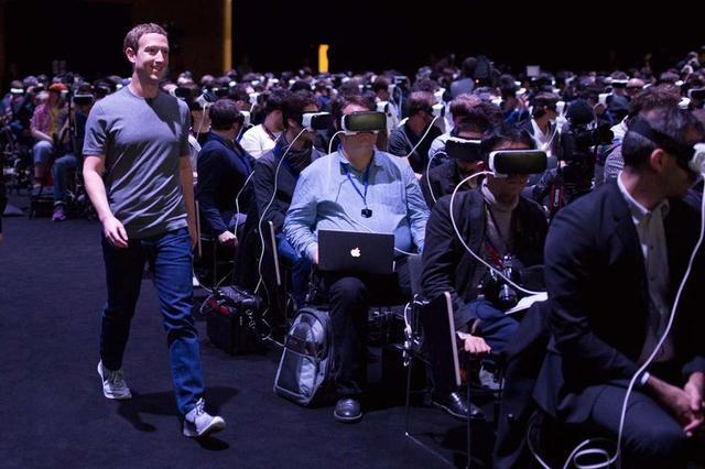 没有荧幕 世界上第一家VR电影院开张了