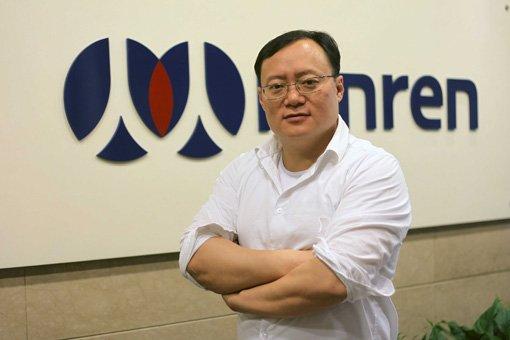 人人CEO陈一舟:O2O台风来了 糯米站到了风口上