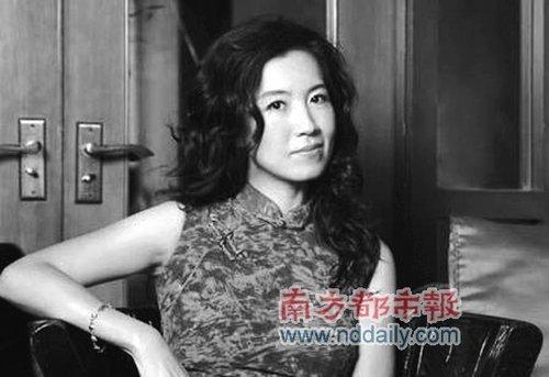 前网游美女总裁陈晓薇将加盟橙天娱乐出任CE