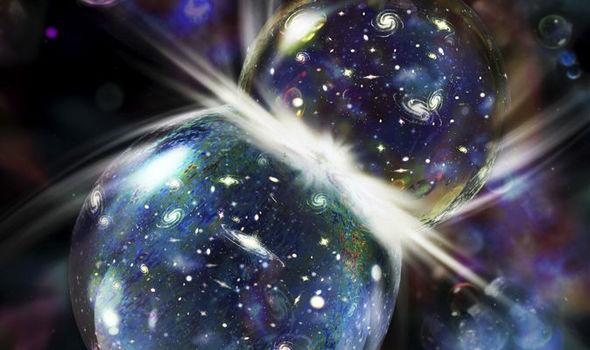 天文学家声称我们的宇宙因两个宇宙碰撞而生