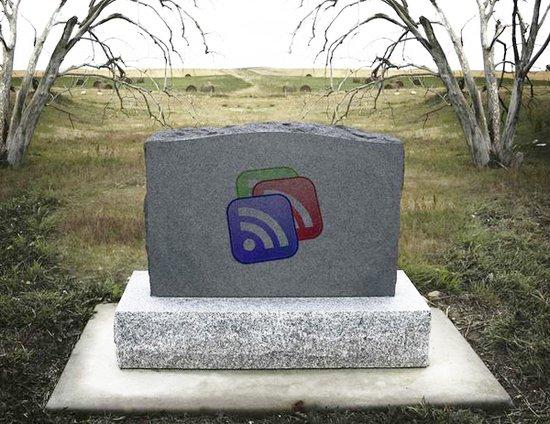 为佩奇关闭Google Reader的魄力叫好!