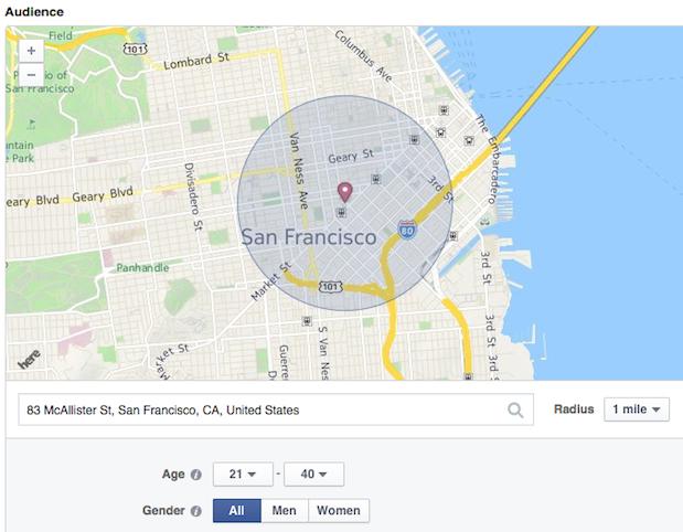Facebook地理定向功能将改变生活的5种方式