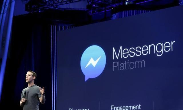 Messenger欲学微信:聊天工具要成互联网入口