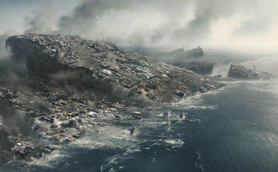 调查发现1/3的人相信2012末日与超自然现象