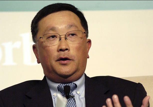 黑莓CEO程守宗:未来将重返高端智能手机市场