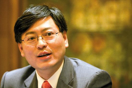 """杨元庆成中国上市公司中""""最贵""""CEO"""