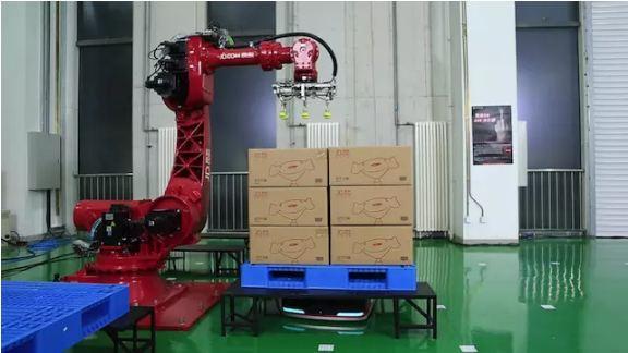 京东也想用机器人管仓库,这事可能还没那么快