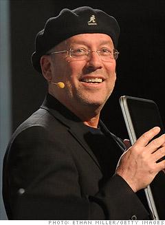 贝佐斯入选《财富》2012十大杰出科技创想家