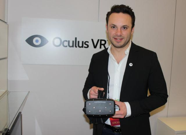 Facebook宣布分拆Oculus 原CEO将负责PC端VR业务