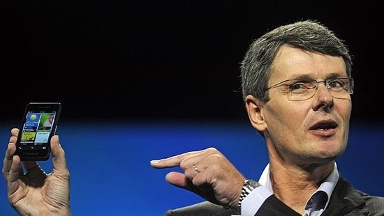 黑莓CEO海因斯:iPhone用户界面已5年没创新了