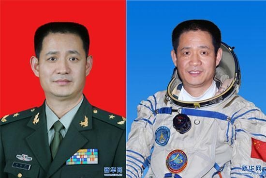 航天员聂海胜出任中国航天员大队大队长