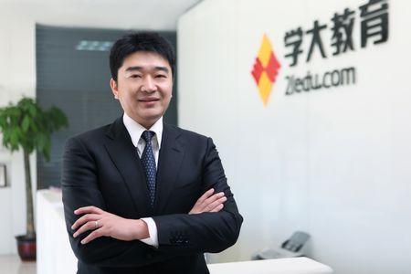 学大CEO金鑫:携手百度和360打造移动端产品
