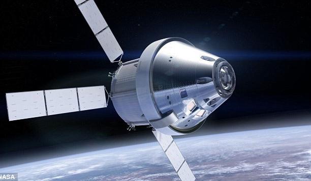 美国宇航局将测试猎户座飞船新型隔热系统