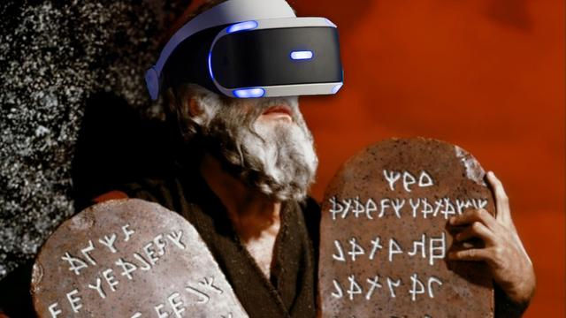 VR十诫:每个VR游戏开发者都应该遵循的规则